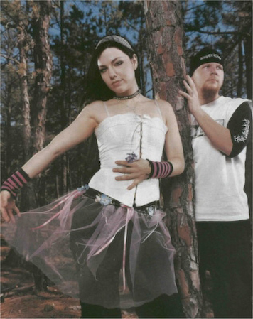 Amy Lee (and Ben Moody)