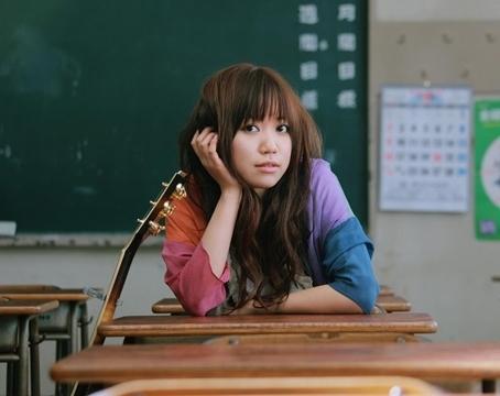Tsuji Shion promoting the single