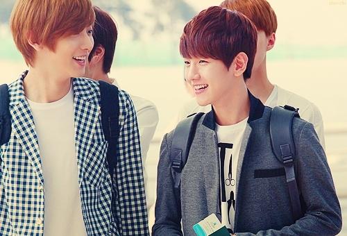 With Baekhyun