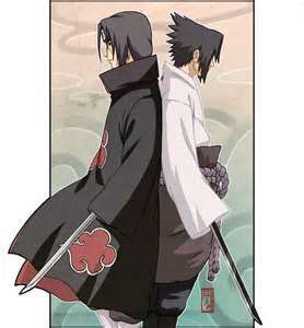 Uchiha brothers forever