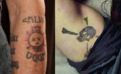 Salve Ogum; Skull and Crossbones