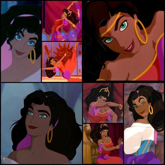 1. Esmeralda