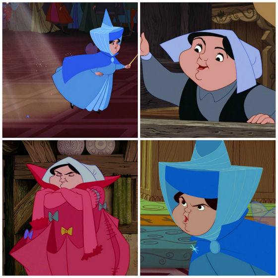 25) Merryweather is another chubby that leaves pretty soon.