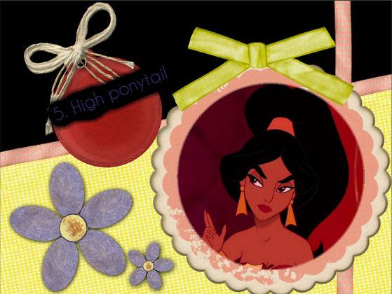 """""""I Liebe Jasmine's high ponytail!!"""" - BraBrief"""
