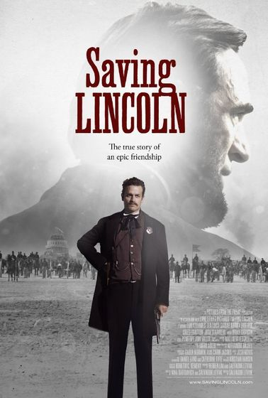 """Saving Lincoln"" - poster"