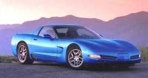 I got another corvette