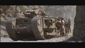 Tank driven kwa Robotnik