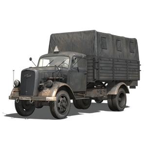 A truck stolen 由 Snips & Snails