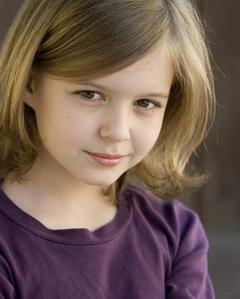 "Already a TV veteran, young Izabela Vidovic stars as ""Little Rock""."