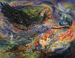 Mother Earth, also my real Mother