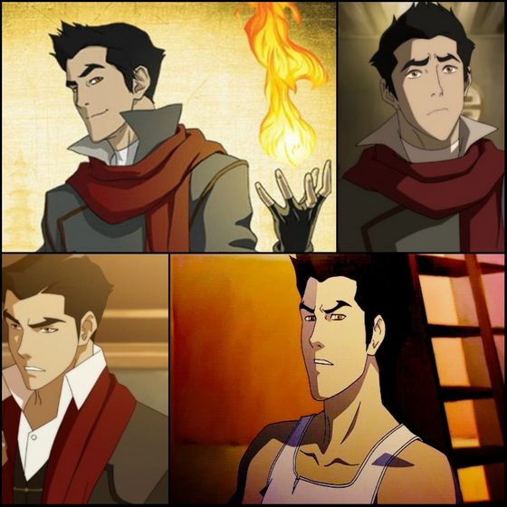 9. Mako (The Legend of Korra)