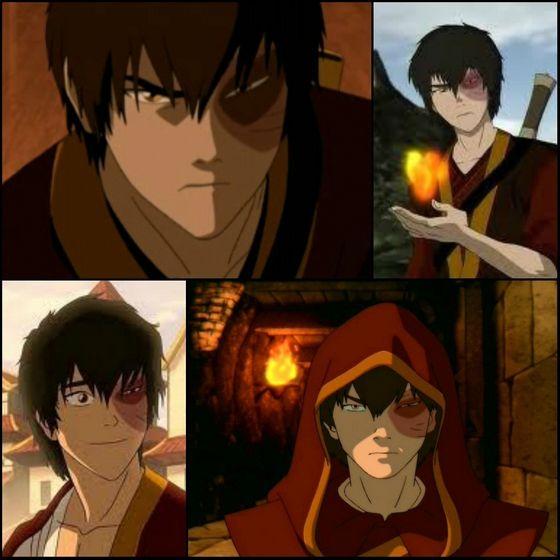 7. Zuko (Avatar: The Last Airbender)