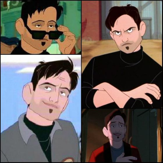 4. Dean (The Iron Giant)