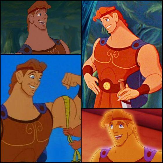 2. Hercules (Hercules)