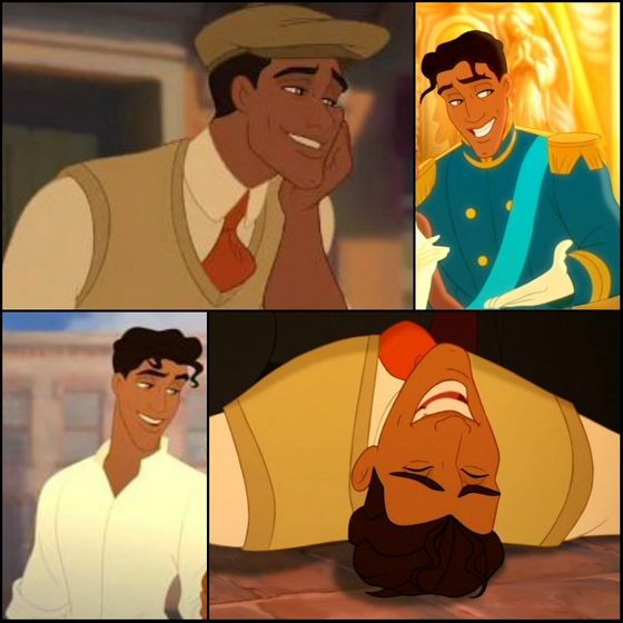 1. Naveen (The Princess & the Frog) - 173 points