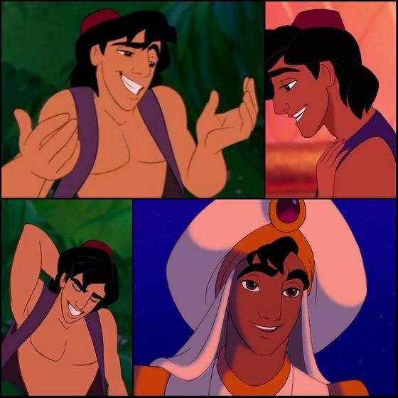 4. Aladdin (Aladdin) - 131 points