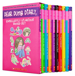 """Dear Dumb Diary"" is based on New York Times bestselling may-akda Jim Benton's novels."
