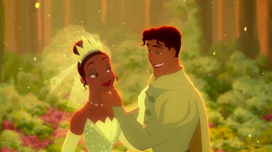 9. Princess and the Frog