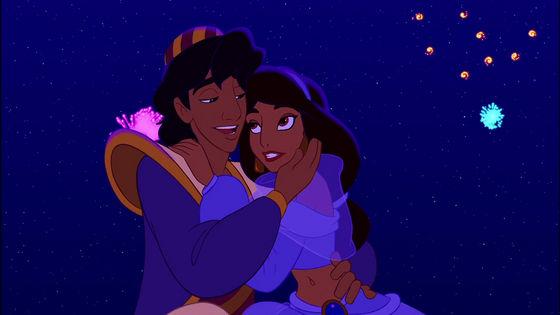 8. Aladdin