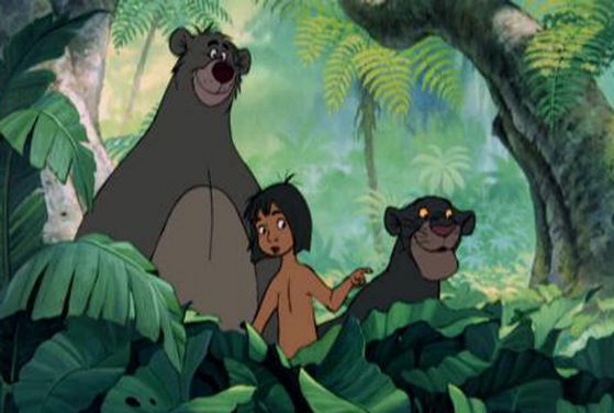 10. The Jungle Book