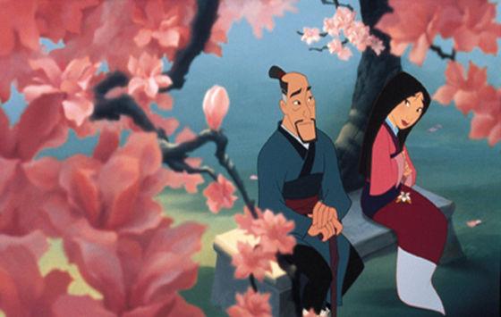 1. Mulan