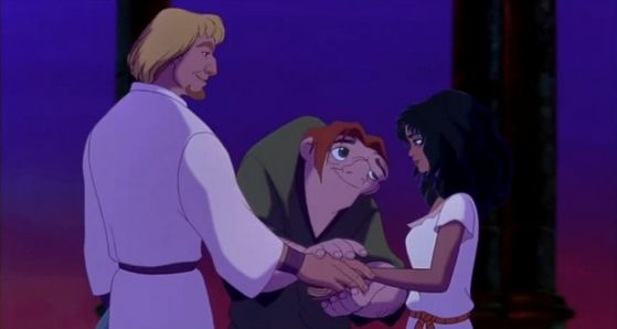 8. The Hunchback of Notre-Dame