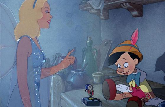 6. Pinocchio