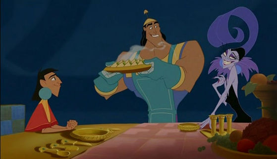 3. The Emperor's New Groove