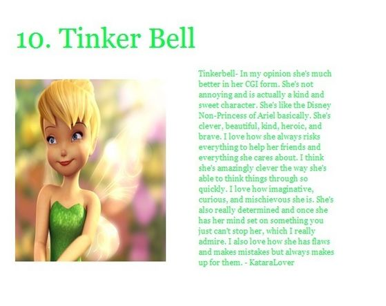 Tinker колокол, колокольчик, белл series