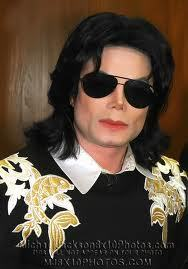 This is how michael looked when he was at samies house.