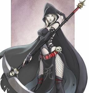 me, kim reaper