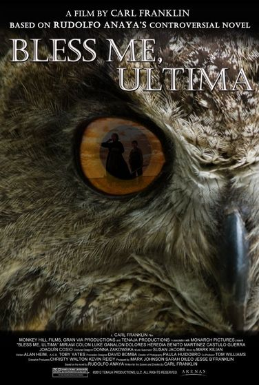 """""""Bless Me, Ultima"""" - movie poster"""