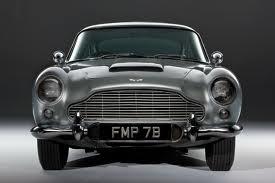 Con Mane's Aston Maretin.
