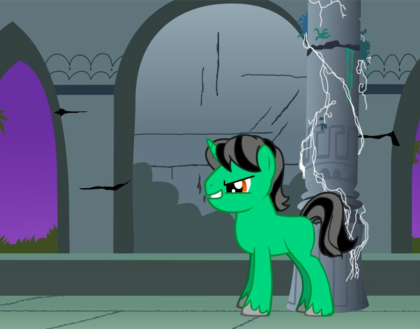 The Pegasus That Wouldn't Quit part 1 - My Little Pony