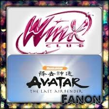 Winx Club vs. awatara The Last Airbender