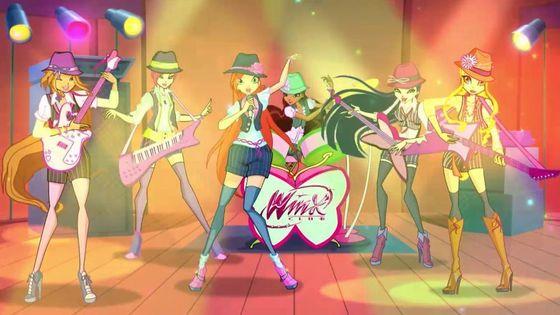 The Winx!!