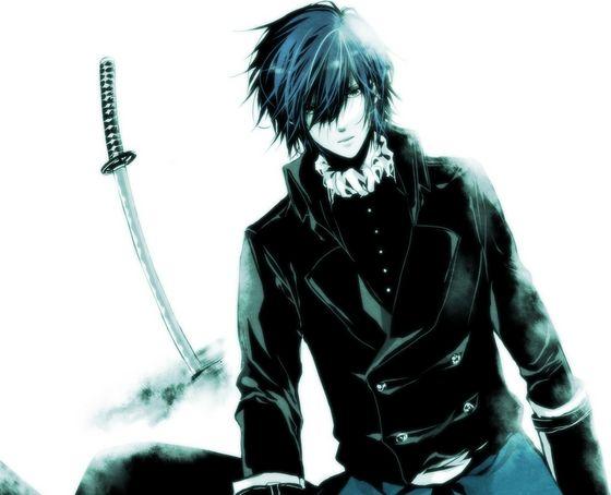 Alex the sword master