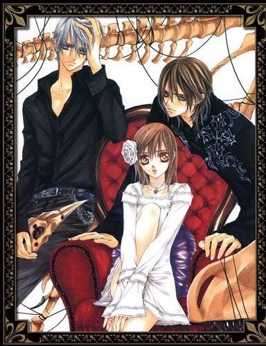Lord Vale, Tara, and Satruiku