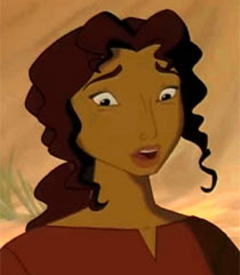 1. Miriam (The Prince of Egypt)