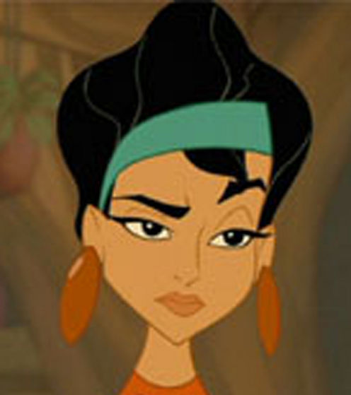 9. Chicha (The Emperor's New Groove)