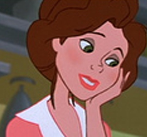 8. Annie Hughes (The Iron Giant)