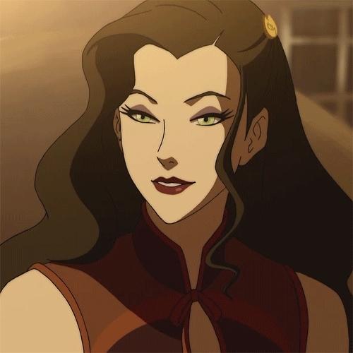 6. Asami (The Legend of Korra)