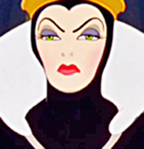 5. Queen Grimhilde (Snow White and the 7 Dwarves)