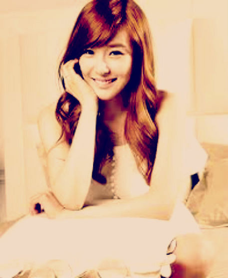 Tiffany fighting!