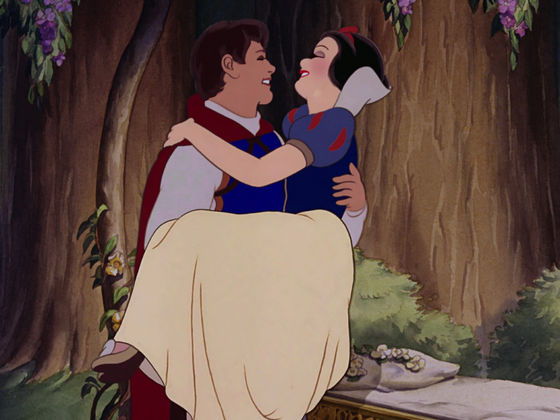 #5 The disney Princess Couple