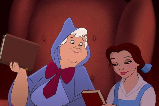 """Read, girl, read!"""