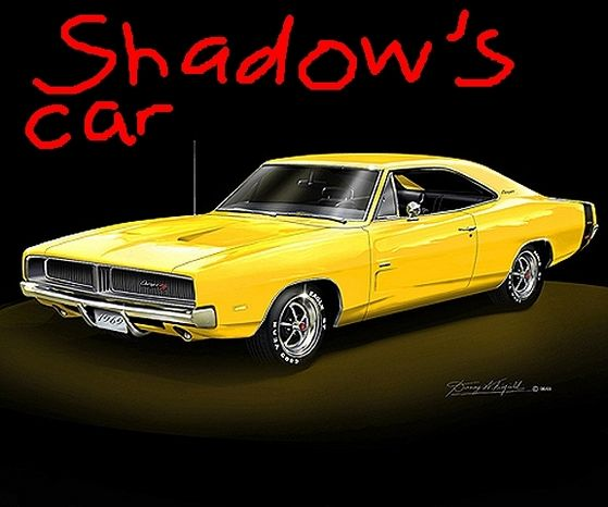 Shadow's car