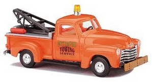 The tow truck