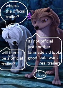 I wish people would put fanmade in the discription