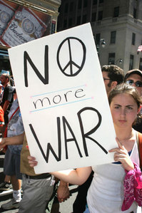 the objection of the war on iraq